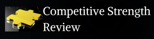 Competitive Advantage lies in consolidating competitive strength and growing competitive fitness.